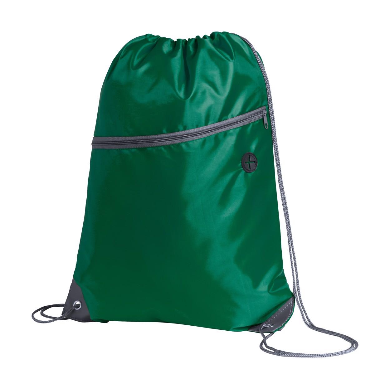 Drawstring Bag Blades - Green