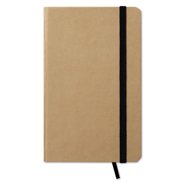 Recycled material notebook Evernote - Black