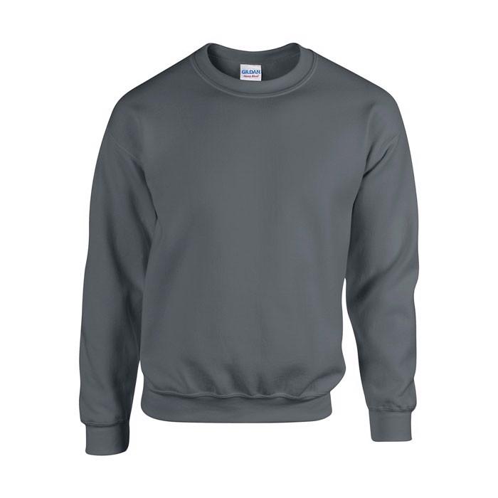 Mikina Heavy Blend Sweat 18000 - Charcoal / XL