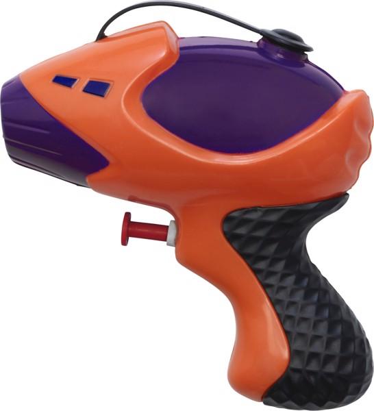 Wasserpistole 'Master' aus Kunststoff