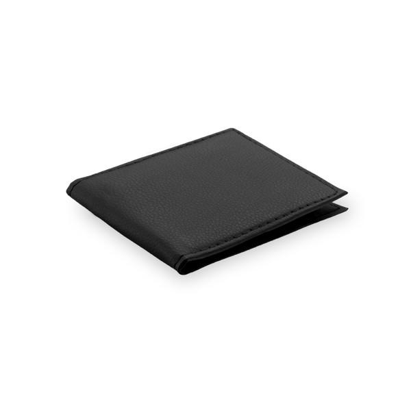Wallet Mudson - Black