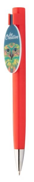 Ballpoint Pen CreaClip - Red