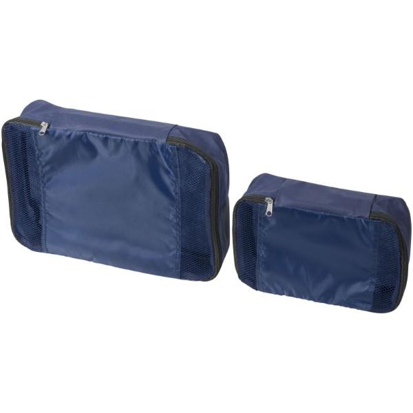 Würfel Verpackungen 2er Set - Navy