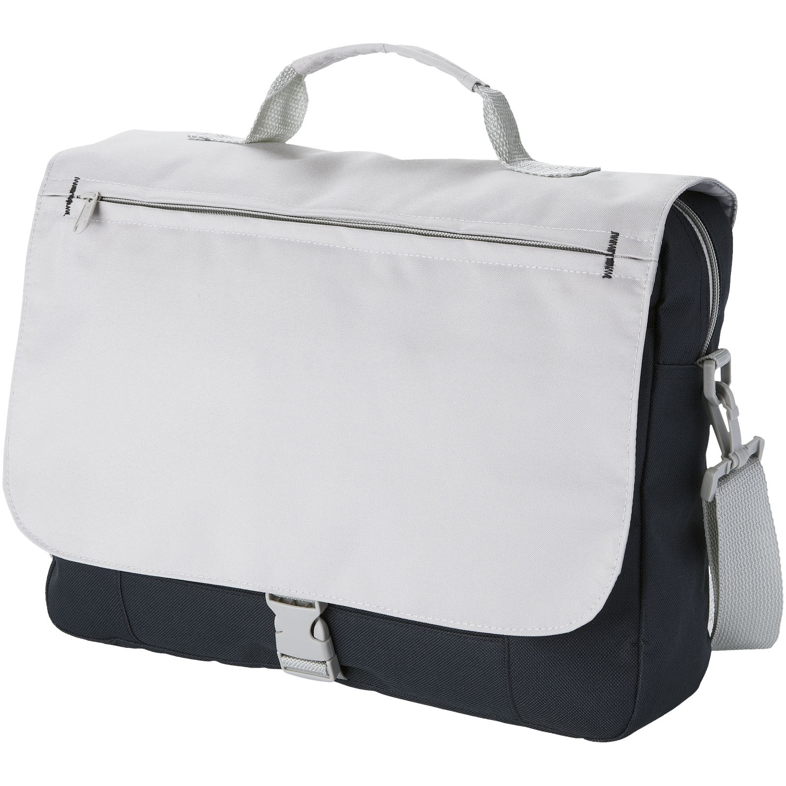 Pittsburgh conference bag - Charcoal / Light grey