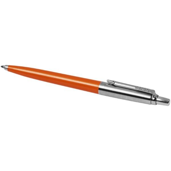 Kuličkové pero Jotter - 0ranžová / Stříbrný