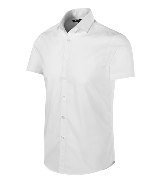 Shirt Gents Malfinipremium Flash - White / M