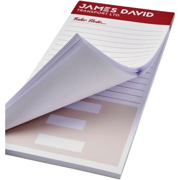 Poznámkový blok Desk-Mate® 1/3 A4
