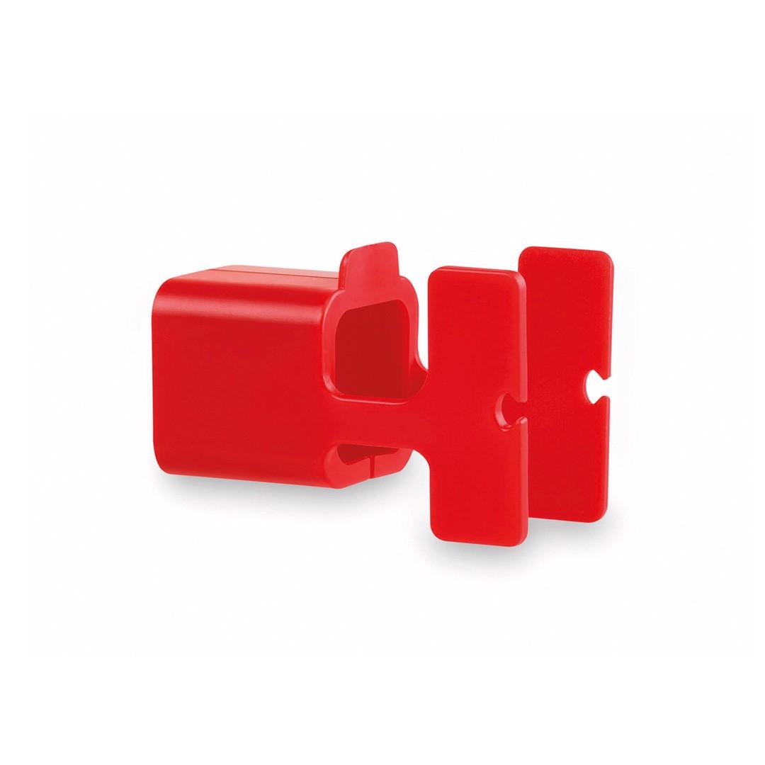 Suporte Carregador Fonex - Vermelho