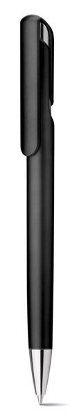 MAYON. Kuličkové pero s klipem - Černá