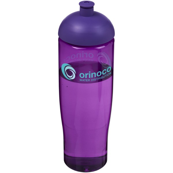 H2O Tempo® 700 ml dome lid sport bottle - Purple