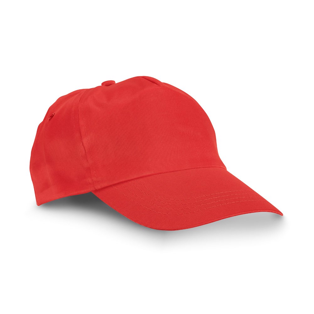 CHILKA. Cap for children - Red