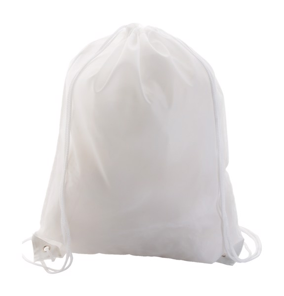 Drawstring Bag Spook - White