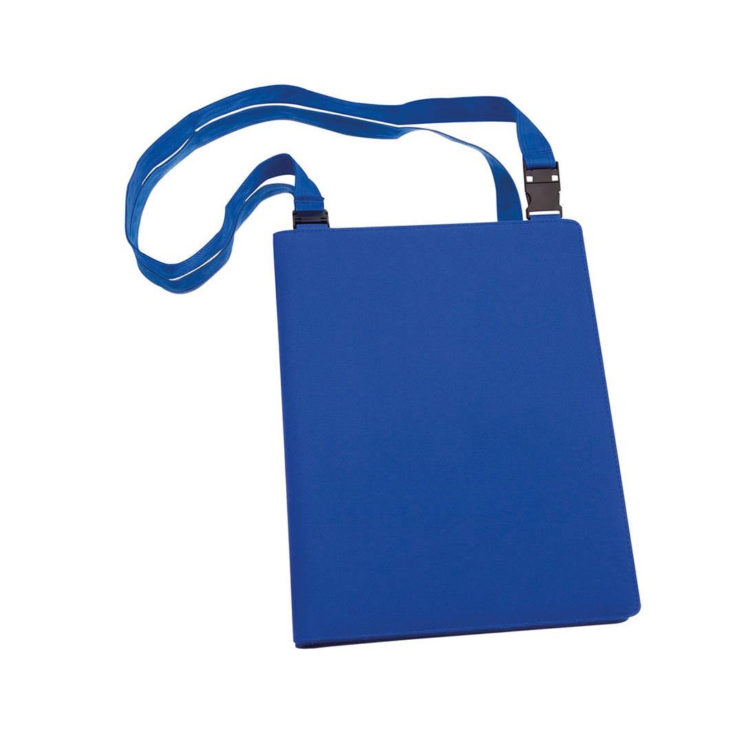 Carpeta Conquer - Azul