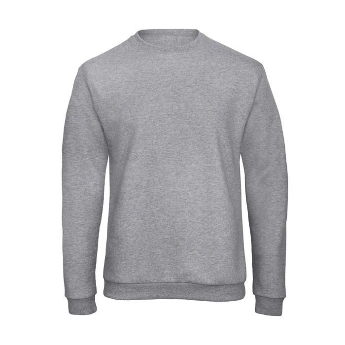Sweatshirt Id.202 50/50 Sweatshirt Unisex - Grey Heather / L