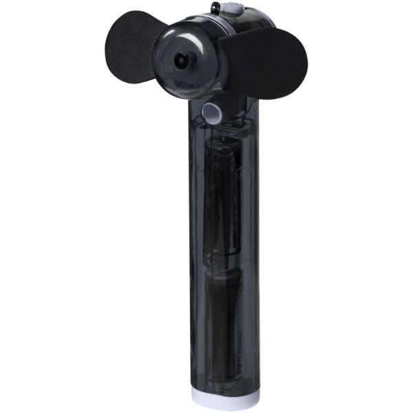 Fiji water pocket fan - Solid black