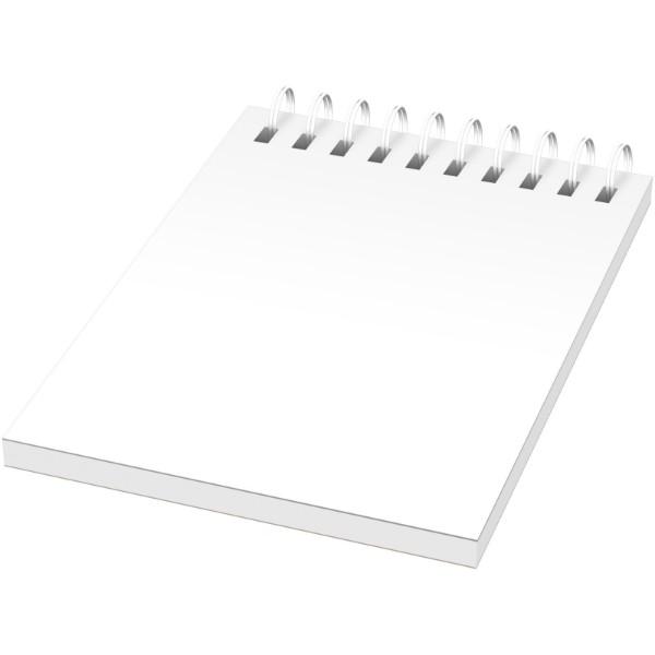 PP obal poznámkového bloku Desk-Mate® wire-o A7