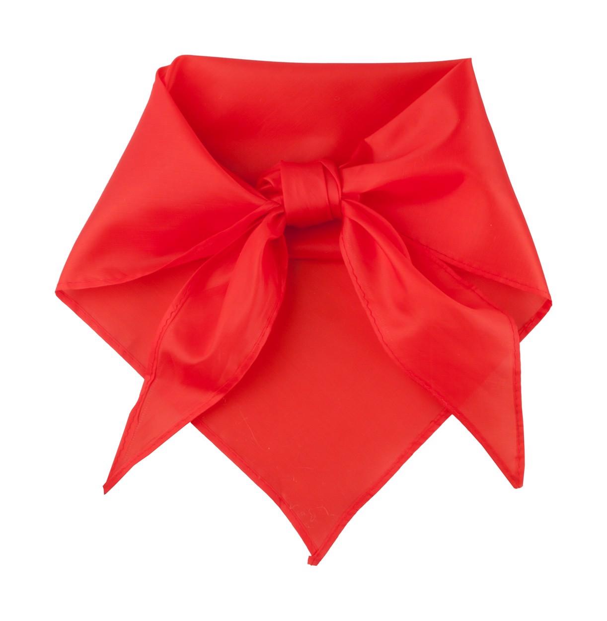 Šátek Plus - Červená
