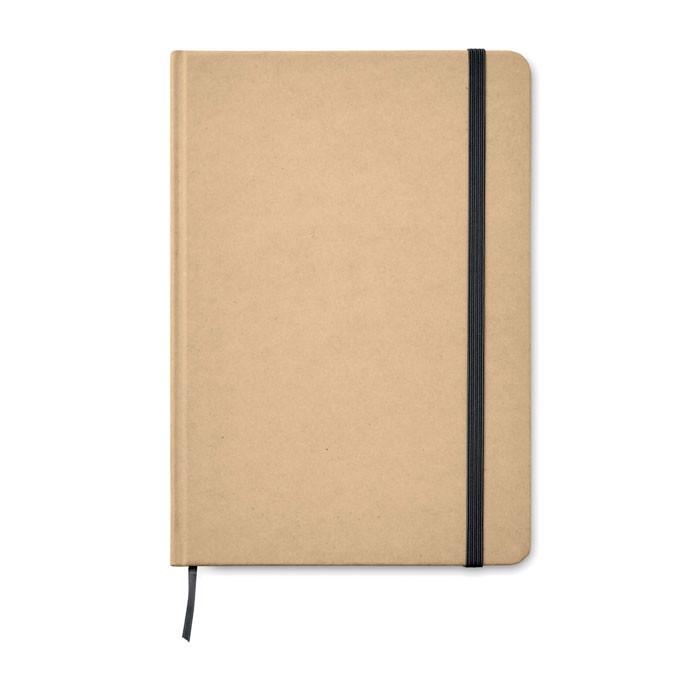 Notatnik A5 Everwrite - czarny