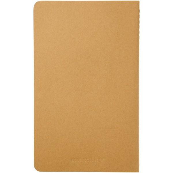 Cahier Journal L - ruled - Kraft brown
