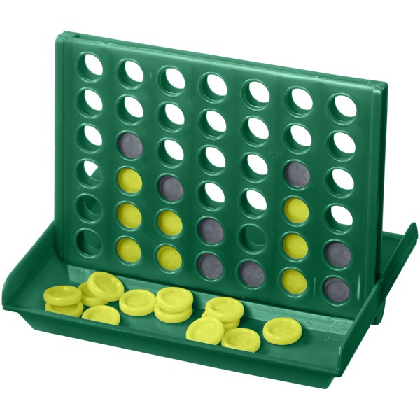 Luke 4-in-a-row game - Green