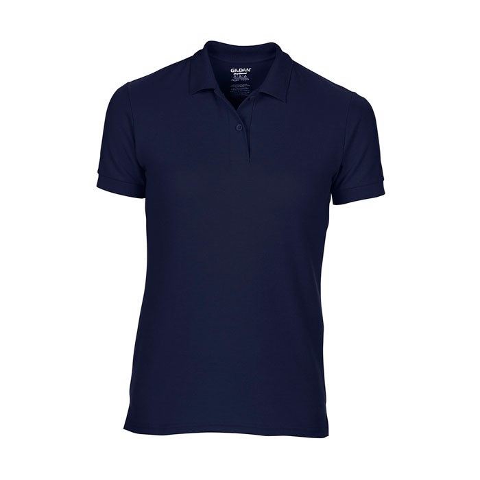 Damska Koszulka polo 207 g/m Dryblend Ladies Pique 75800L - Granatowy / M
