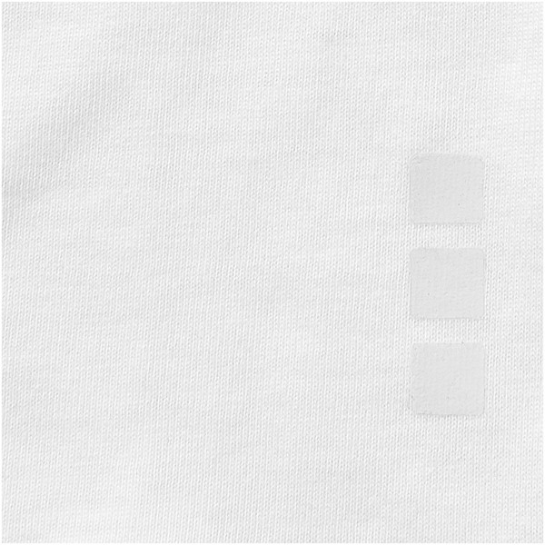 Nanaimo short sleeve women's T-shirt - White / M
