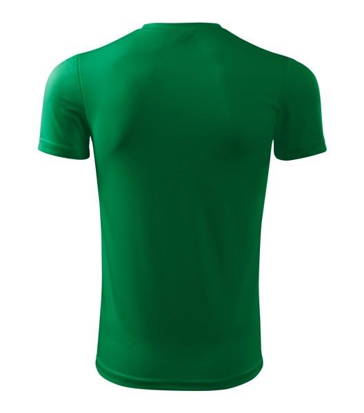 T-shirt men's Malfini Fantasy - Kelly Green / 3XL