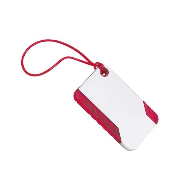 Identificador Maletas Yeq - Rojo