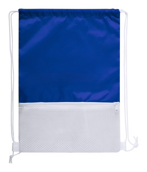 Rucsac Drawstring Nabar - Albastru / Alb