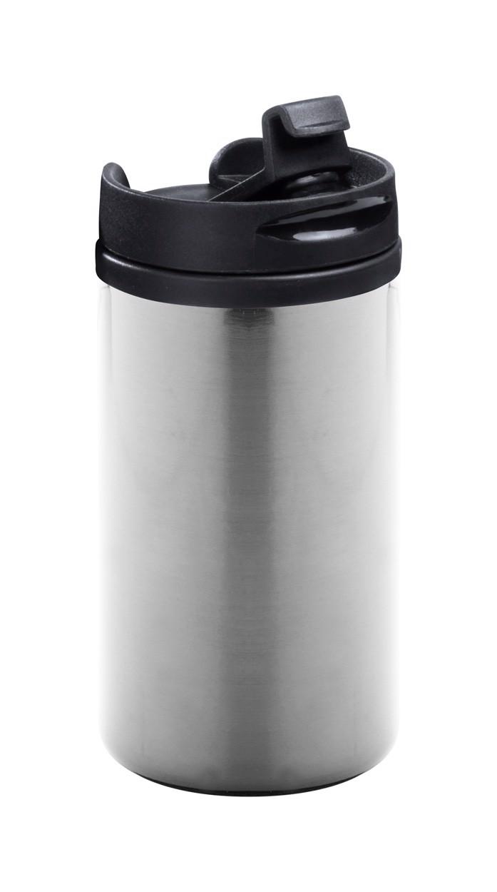 Travel Mug Citrox - Silver