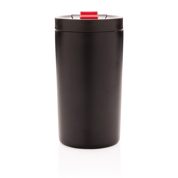 Double wall vacuum leakproof lock mug 300ml - Black