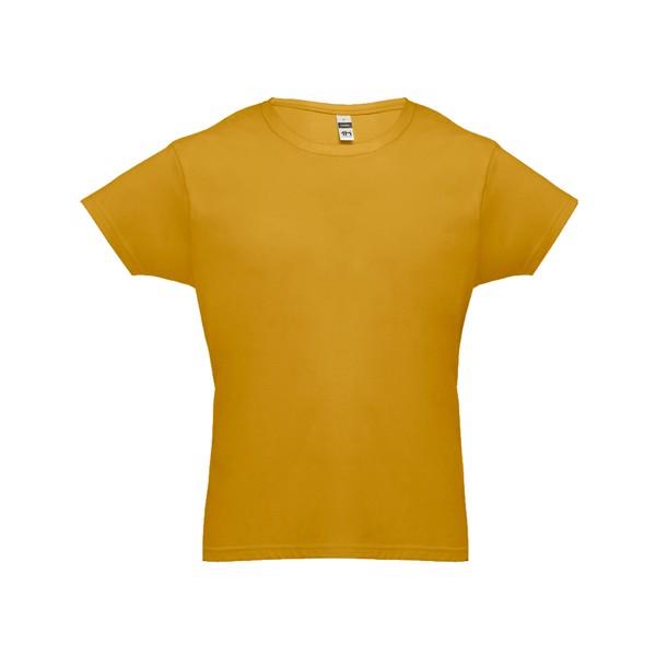 THC LUANDA. Men's t-shirt - Dark Yellow / XS