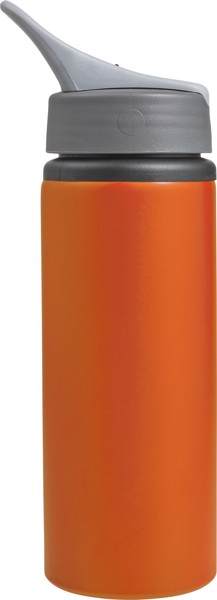 Aluminium bottle - Orange