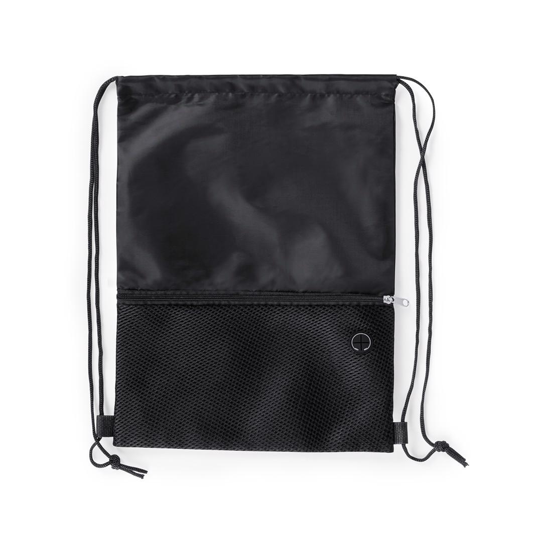 Drawstring Bag Bicalz - Black
