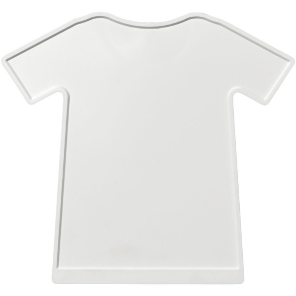 Skrobaczka do szyb Brace w kształcie koszulki