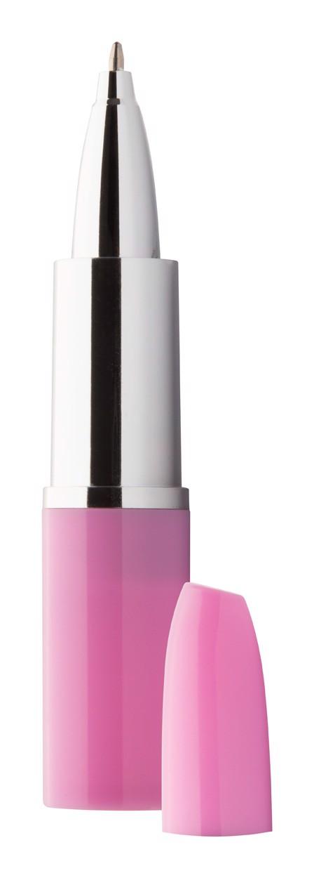 Kuličkové Pero Lipsy - Růžová
