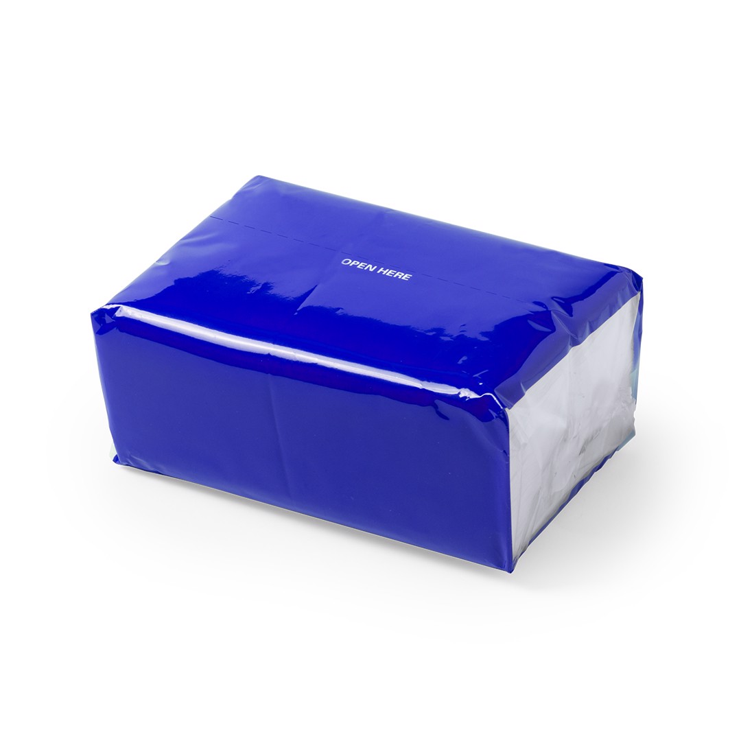 Pañuelos Winton - Azul
