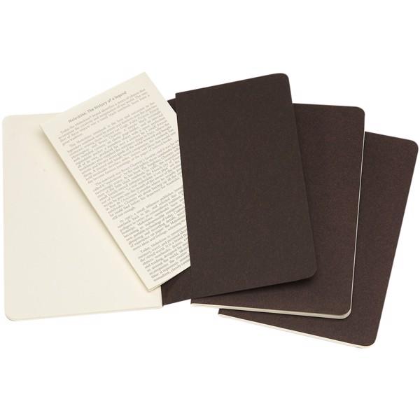 Cahier Journal PK - plain - Coffee brown