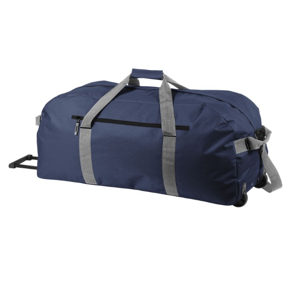 Vancouver trolley travel bag - Navy