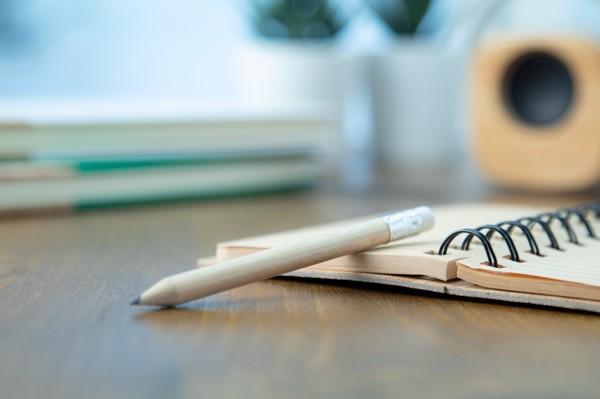 Tužka Miniature - Přírodní / Bílá