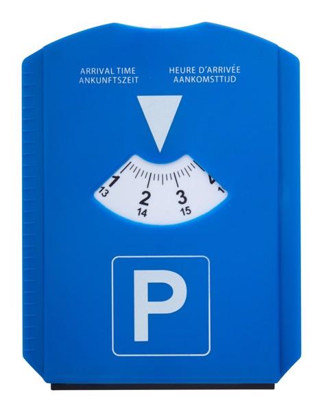 Parkovací Karta ScraPark - Modrá
