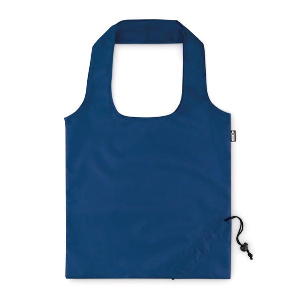 Skládací RPET taška Foldpet - blue