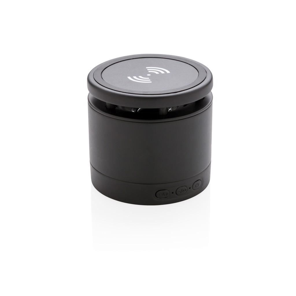 Vezeték nélküli töltős hangszóró - Fekete