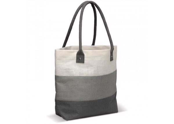 Beach bag jute - Grey