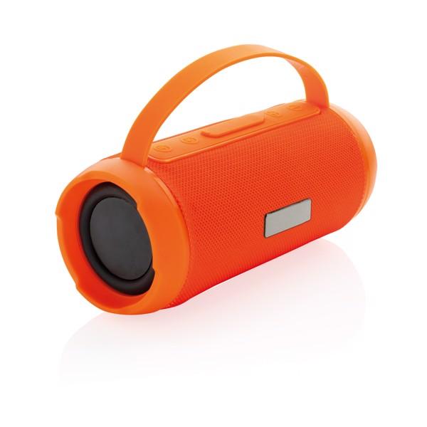 Voděodolný reproduktor Soundboom 6W - Oranžová