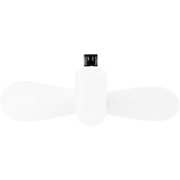 Airing Micro-USB Ventilator - Weiss