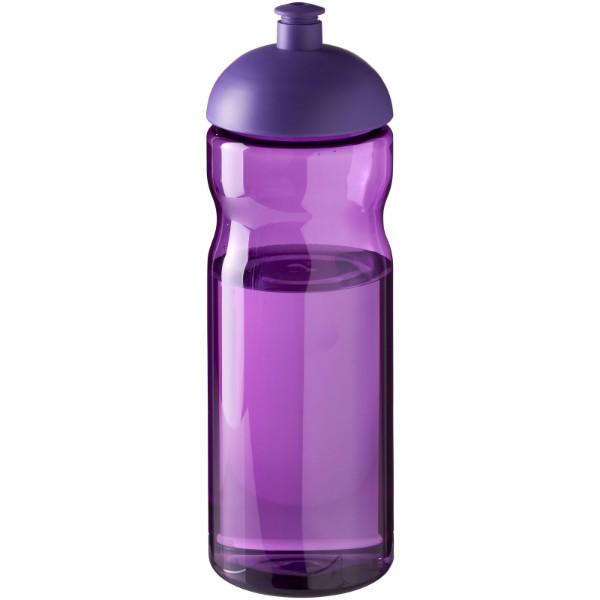 Sportovní láhev s kupolovitým víčkem H2O Base® 650 ml - Purpurová