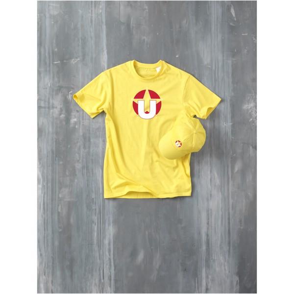 Pánské Triko Heros s krátkým rukávem - Žlutá / S