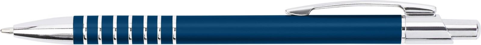 Aluminum ballpen - Blue