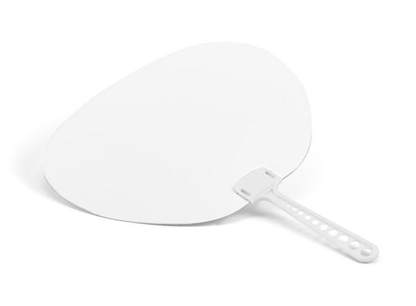 GUAVIARE. Hand fan - White